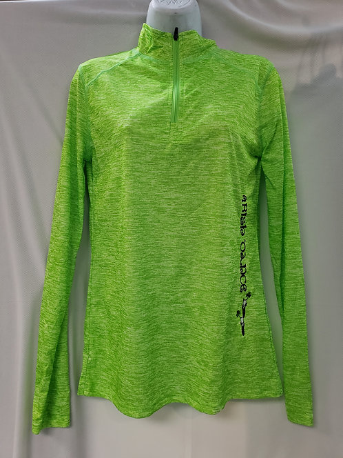 BLEND WOMEN'S 1/4 ZIP Irish Dance