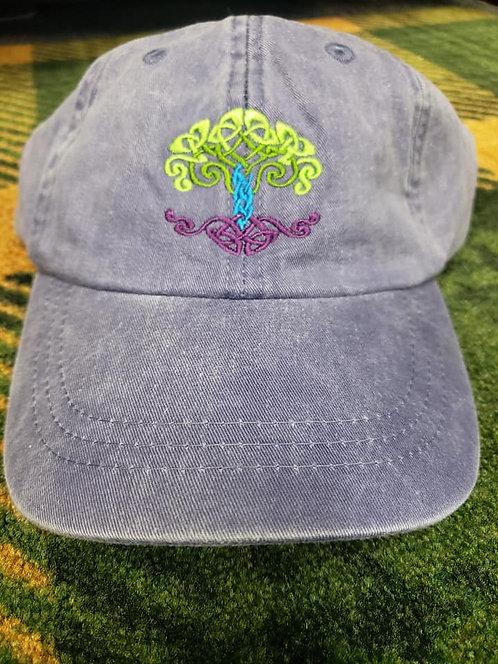 Tree of Life Optimum Pigment Dyed-Cap