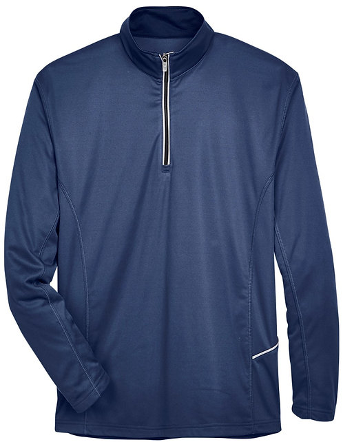 8230 UltraClub Cool & Dry 1/4-Zip Pullover