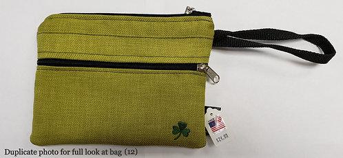 USA-made wristlet hand bag (Group 1: bags 1-14)