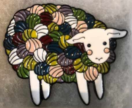 2 for $15 Alpaca & Sheep Enamel Pins w/ Gift Box