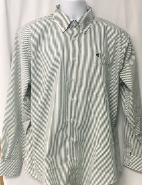 Banker Stripe Dress Shirt