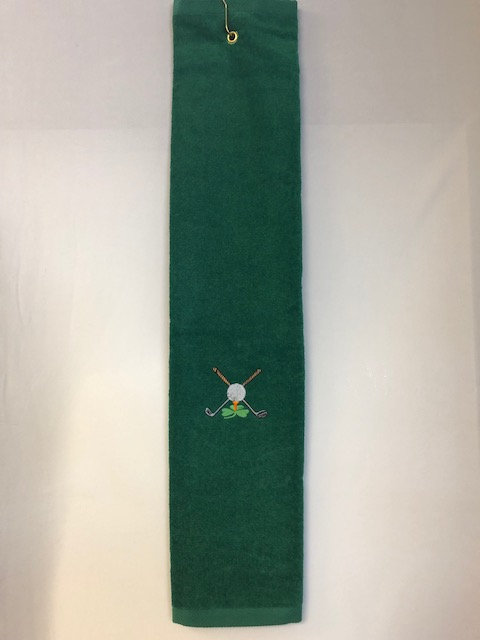 Golf Towel Tri-Fold