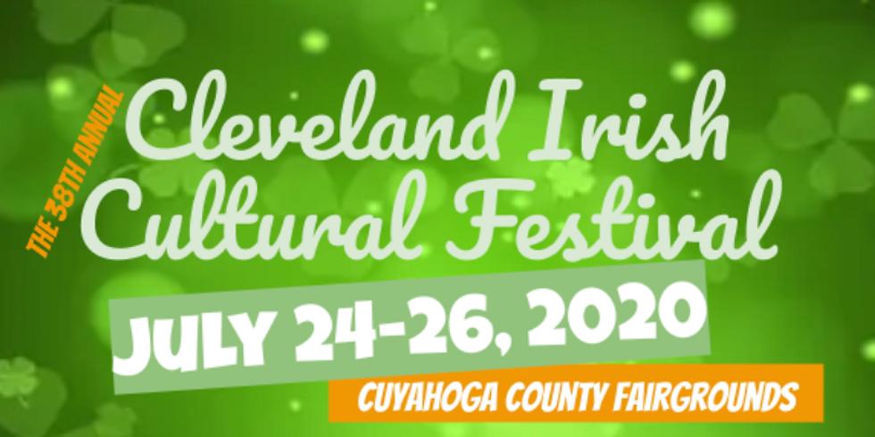 Cancelled:  Cleveland Irish Cultural Festival