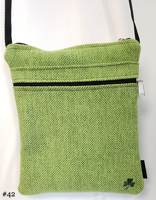 USA-made Cross-body adjustable strap hand bag (Group 4: Bags #42-45)