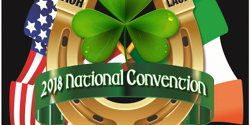 AOH – LAOH 2018 National Convention