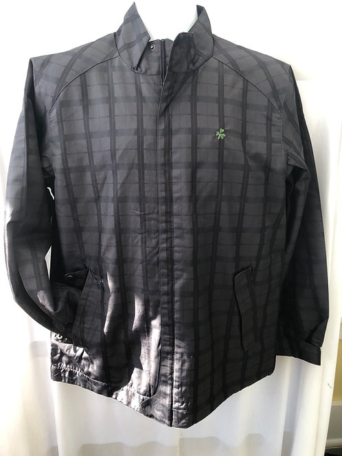 Lightweight Plaid Jacket with lots of Pockets