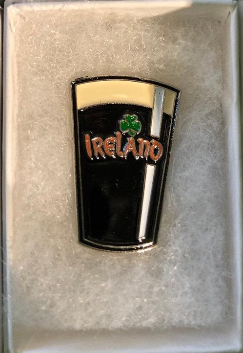2 for $15 Symbols of Ireland Enamel Pins w/ Gift Box