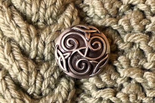 Celtic Buttons (2-pack)