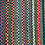 Thumbnail: Grays with color pops Braided Rug