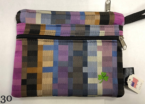 USA-made wristlet hand bag (Group 3: bags 29-31)