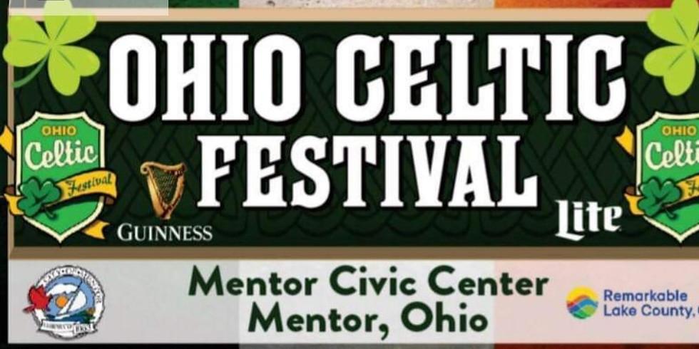 Ohio Celtic Festival, Mentor, Ohio