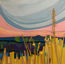 Standing Tall by Kathryn Gorectke 20_x20