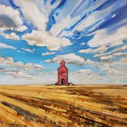 Prairie Giant by Holly Dyrland $500.00
