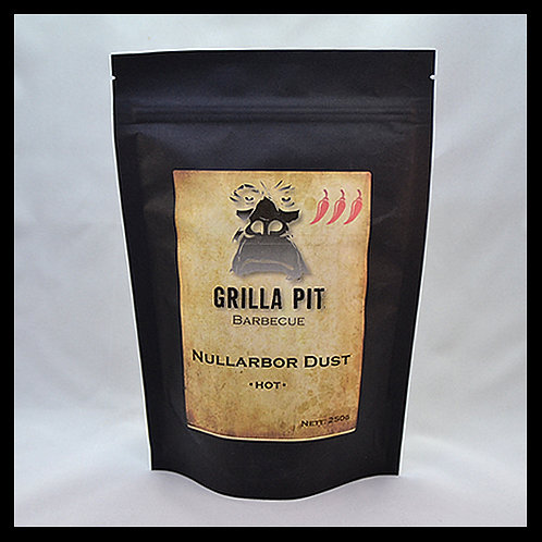 Nullarbor Dust (Dry Rub) Hot