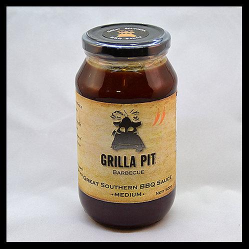 Great Southern BBQ Sauce Medium