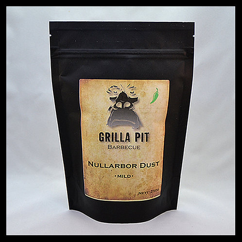 Nullarbor Dust (Dry Rub) Mild