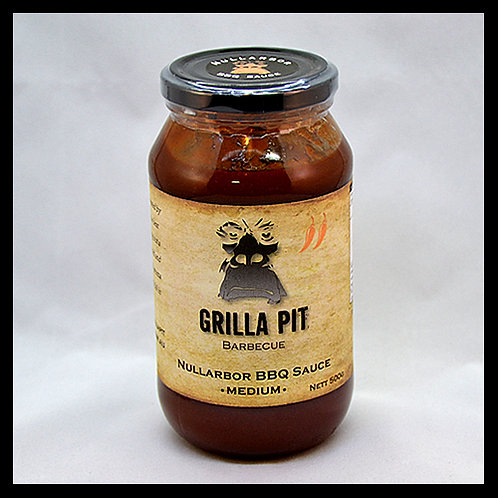 Nullarbor BBQ Sauce Medium