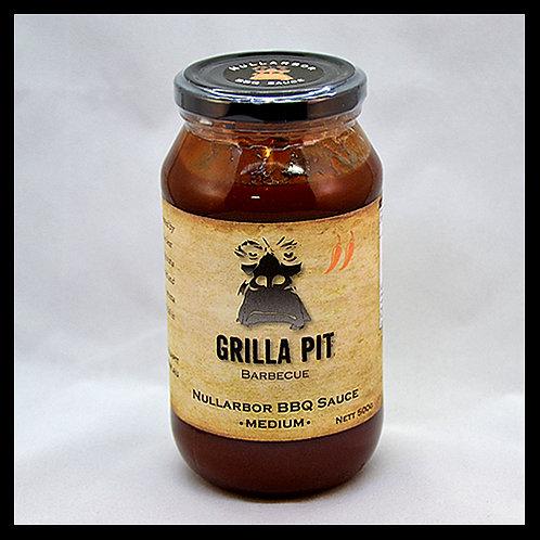 Nullarbor BBQ Sauce Medium