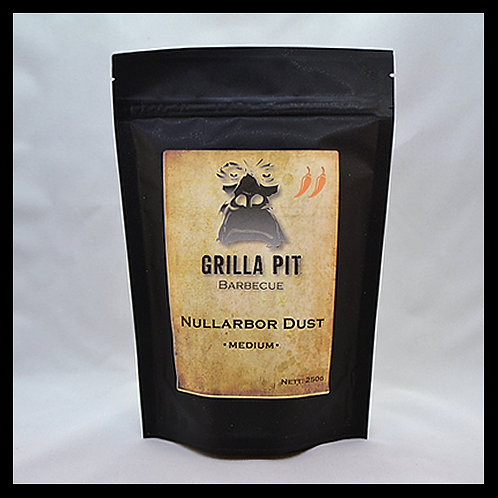 Nullarbor Dust (Dry Rub) Medium