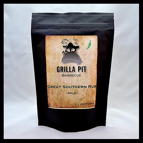 Great Southern BBQ Dry Rub Mild