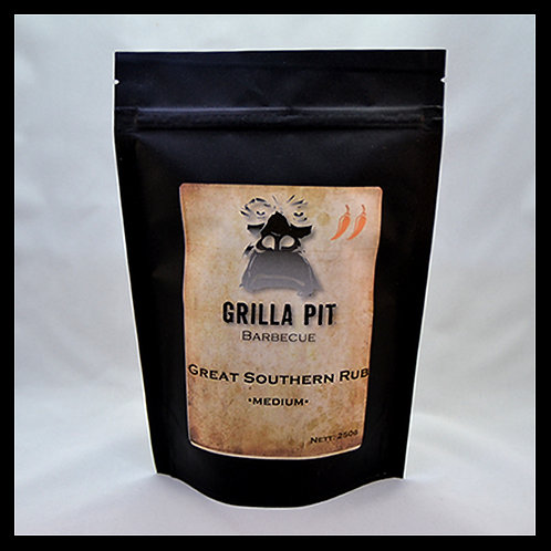 Great Southern BBQ Dry Rub Medium