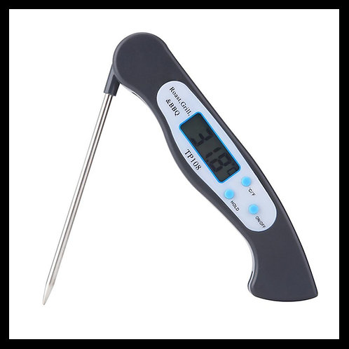 Folding Digital Thermometer Probe