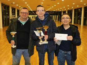 Championnat des hauts de seine < 2200 - Clichy garde son titre