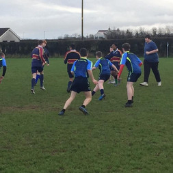 1.Well done to the Under 14 Oakgrove College Rugby team who came runners up in the secondary schools competition held at Ballymoney Rugby Club. Excellent performances from Aaron Graham and Marc Craig #mightyoaks