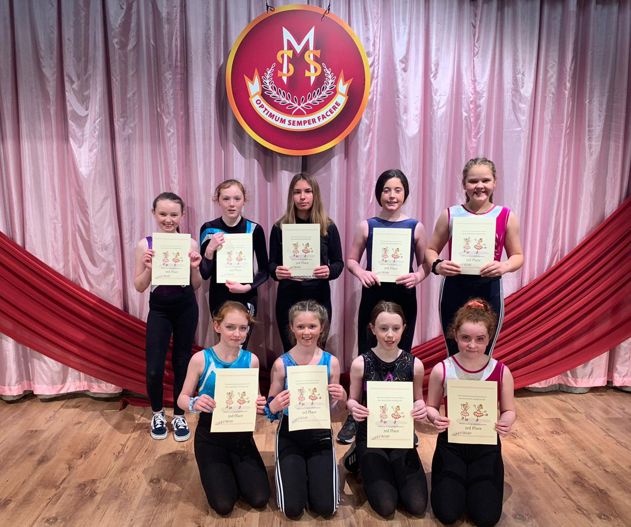 Year 8 Dance Competition 2019 app 4