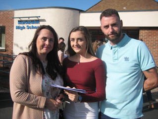 Markethill High School students achieve best GCSE results in the school's history