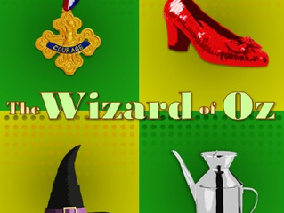 Last chance for The Wizard of Oz