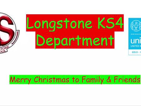 Merry Christmas From KS4