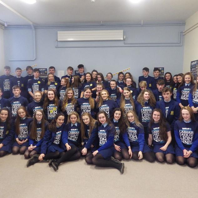 Irish Conradh na Gaeilge - Gaeilge 24.JP