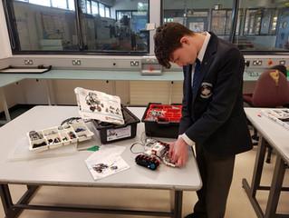 Lego Mindstorm Robotics Competition