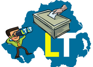 LT forecast NI Westminster election to 1% accuracy