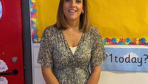 Meet our new Primary 1B Teacher!
