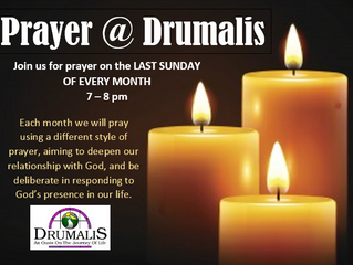 Prayer @ Drumalis