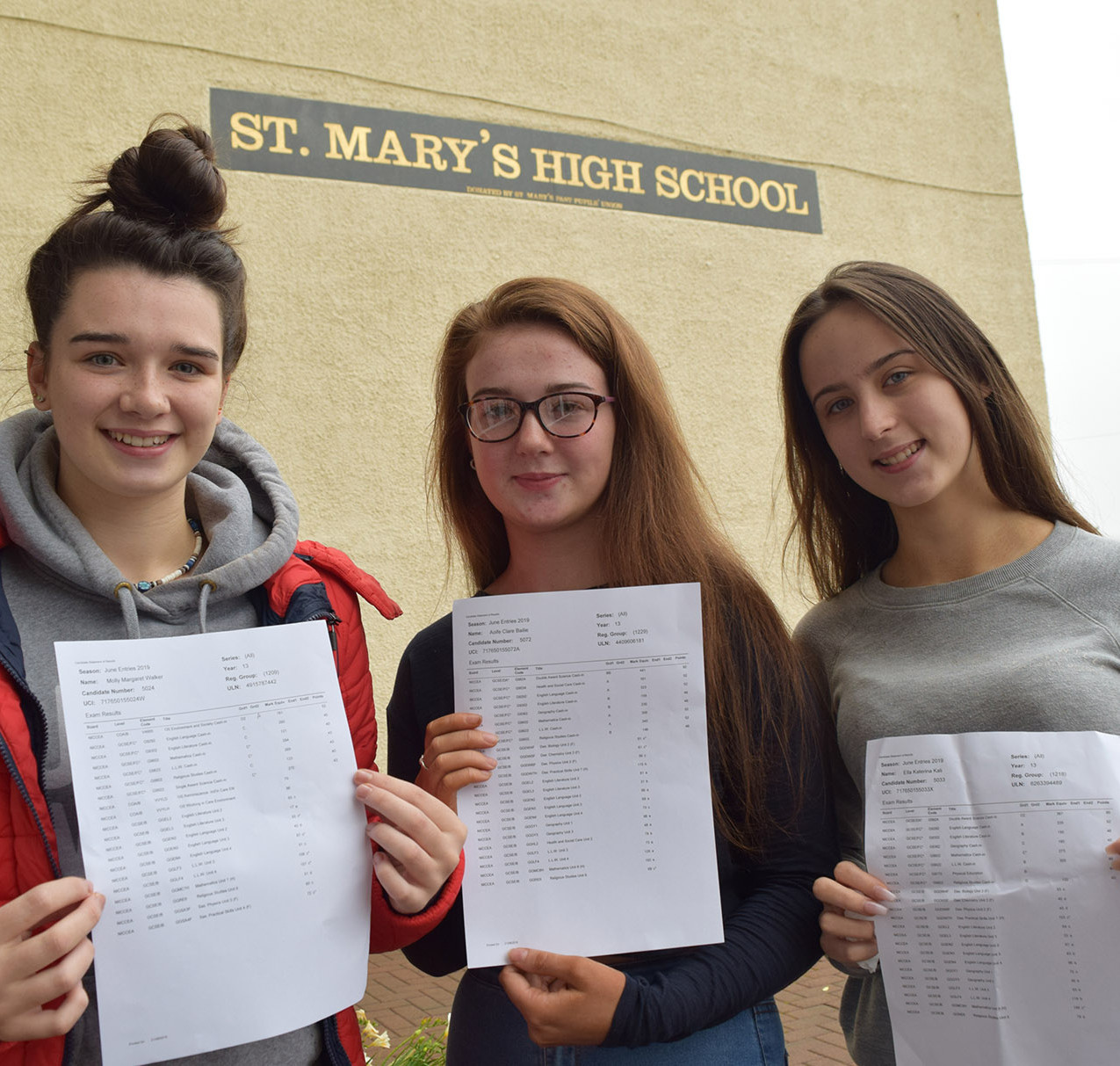 GCSE Results Day 2019 app 16