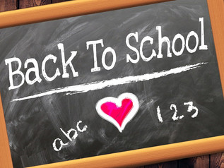 Back to School Information
