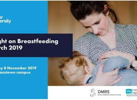 Spotlight on Breastfeeding Research 2019