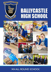 ballycastle high prospectus