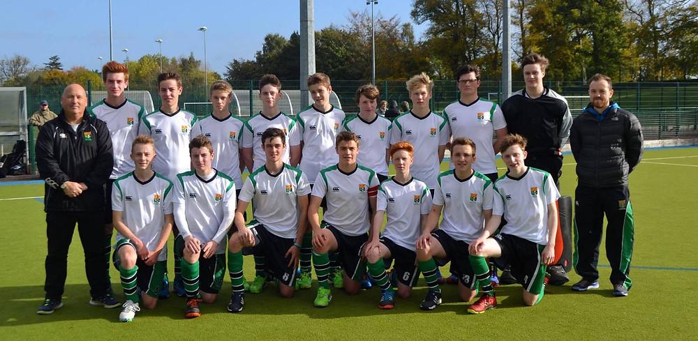 1st XI Hockey at Irish Schools