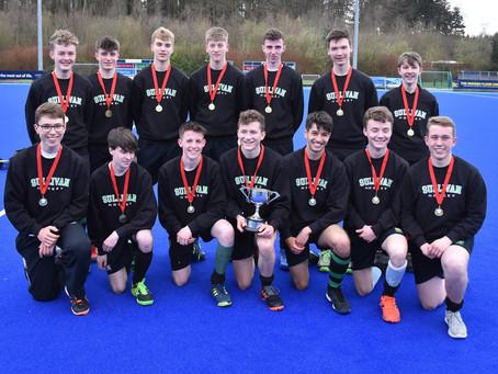 Boys Hockey – 2nd XI win Dowdall Cup