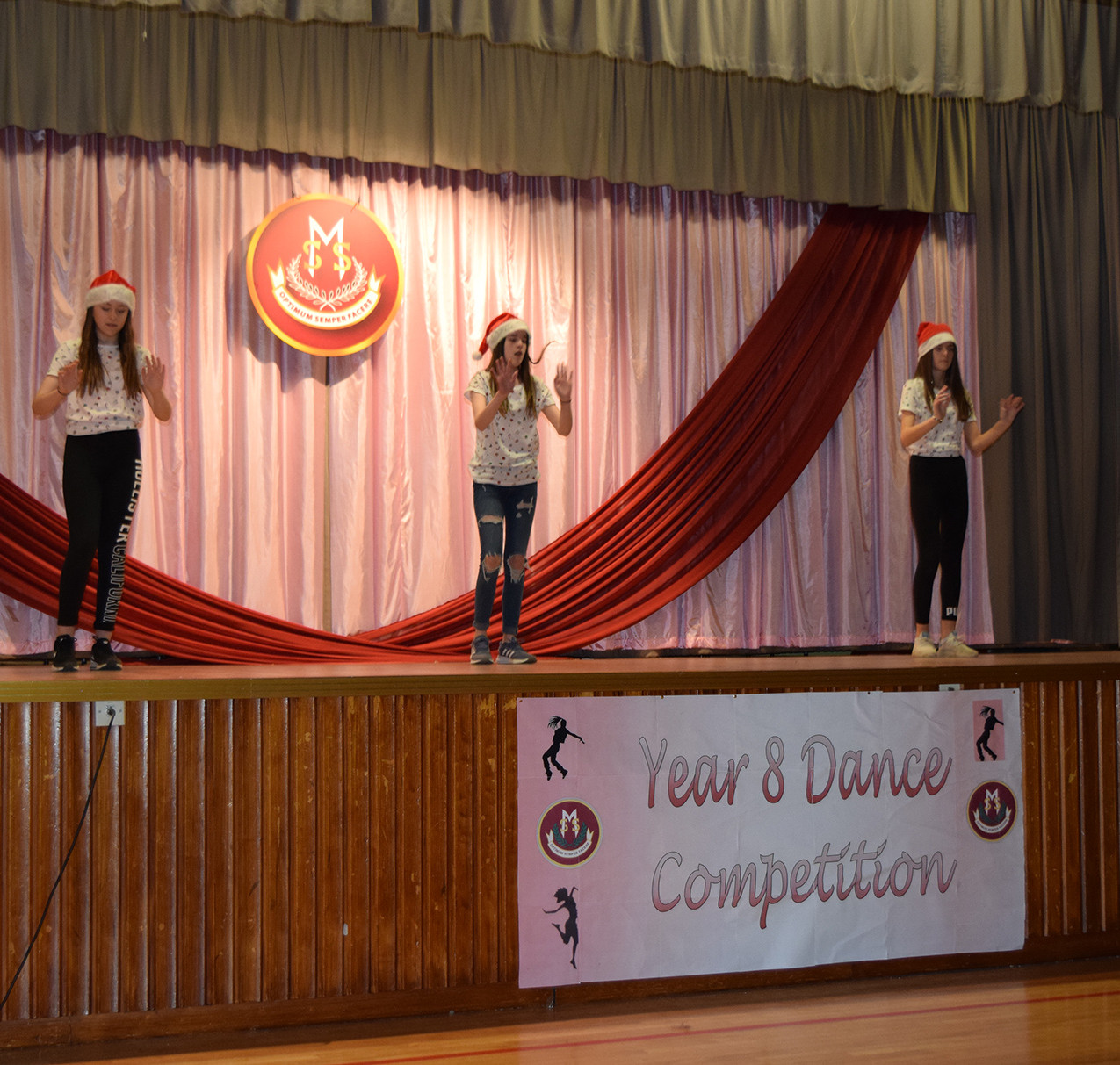 Year 8 Dance Competition 2019 app 10