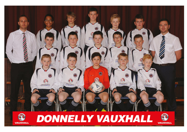 Finished Official Photo u13 2014 vauxhal