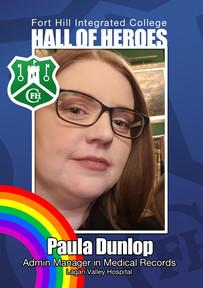 Paula Dunlop