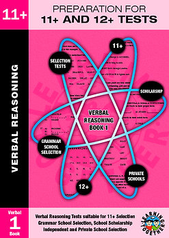 Preparation for 11+ Exams: Book 1 - Verbal Reasoning