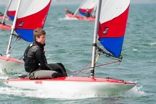 Sailing – Sam Rutherford