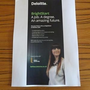 Deloitte Careers Event